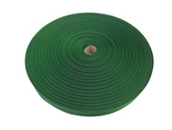 25 MM Polyester Webbing 50 Metre roll Green
