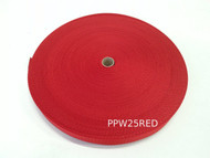 25MM Polypropylene 50 Metre Red