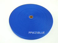 25MM Polypropylene 50 Metre Blue