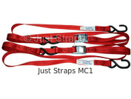 Just Straps Motor Cycle Cam Buckle