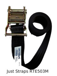 Just Straps® 50mm Endless Ratchet M/Duty 3metre