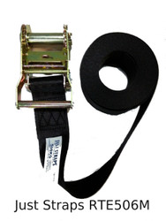 Just Straps® 50mm Endless Ratchet M/Duty 6metre