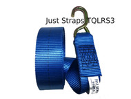 Just Straps Transport Quick Lash Repl Strap 3 Metre