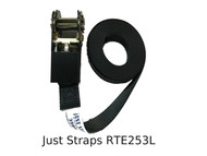 Just Straps 25mm Endless Ratchet L/Duty 3metre