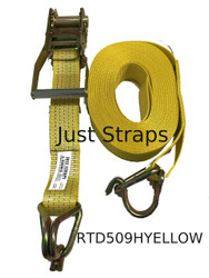 Tie Down 50mm X/Heavy Duty Ratchet Strap 9 metre