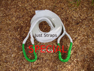 Just Straps 4WD Heavy Duty Snatch strap SPECIAL
