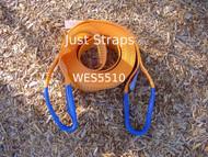 Just Straps 4WD Premium 10m winch strap