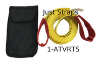 Just Straps ATV Recovery Tow Strap (Quad Bikes)