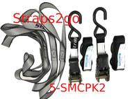 Straps2go Motor Cycle pack 2