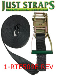 Just Straps Heavy Duty Endless Reverse action Ratchet Strap 9 metre