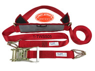Just Straps® Car Transport Wheel Strap Limited Edition 5 metre