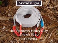 Straps2go 4x4 Recovery Heavy Duty Snatch Strap