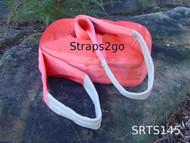 Straps2go 4x4 Recovery Tow Strap XX Heavy Duty