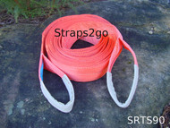 Straps2go 4x4 Recovery Heavy Duty Tow Strap