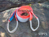 Straps2go 4x4 Recovery Tree Protector / Equalizer