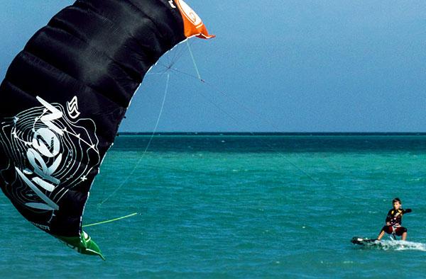 Flysurfer Viron Beginner Kite