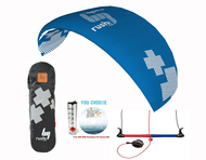 The new HQ4 Rush Pro 300 Trainer Kite Bundle.