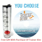 Free gift with the purchase of any trainer kite.  Choice of wind meter or training dvd
