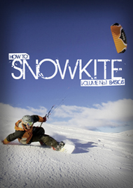 How To Snow Kite Training DVD