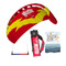 HQ Rush V 250 - 2 Line Trainer kite. Great for families with light power.