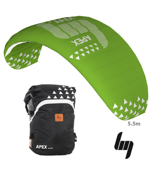 HQ4 Apex 5.5m Foil Kite.   Bar Not Included.