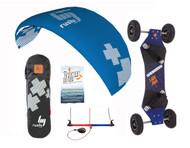 Trainer Kite | Landboarding | Package