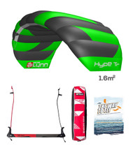 Peter Lynn Hype 1.6m - 2 line Trainer Kite - Light Power