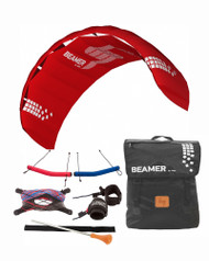 HQ4 Beamer 4m Quad Handle Kite |  Buggy, Landboard, & Recreation