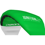 2.5m 3-Line Ozone Ignition Trainer.  Color Green