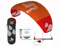 HQ Hydra II 300 | Trainer Kite | Learn Kiteboarding | Free Gift