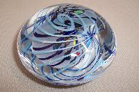 MS007 - Flat Tidal Wave Paperweight