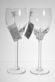 Ion Tamaian Clear Wine Glass Set/2
