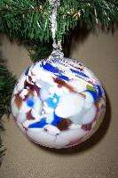 TS019 - Christmas Ball Ornament