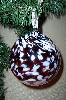 TS013 - Christmas Ball Ornament