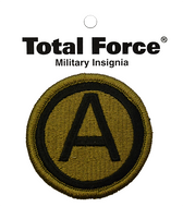 OCP Army Central Patch