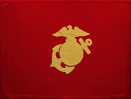 Marine Corps Guidon Unframed 05x09