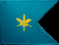 Public Affairs Corps Guidon Framed 24x31 (Regulation)