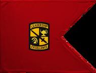 ROTC Ranger Guidon Framed 24x31 (Regulation)