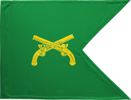 Military Police Corps Guidon Framed 24x31 (Regulation)
