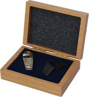 Whistle Gift Set in Oak Box 19SG-S