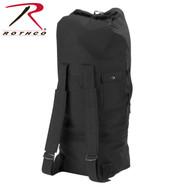 Rothco GI Style Canvas Double Strap Duffle Bag