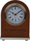"""HOW TO SAY """"HAPPY RETIREMENT OR HAPPY FATHER'S DAY """" THEN WITH THIS AWESOME LOOKING LEATHER CLOCK. THIS LEATHER CLOCK IS ALSO ENGRAVABLE."""