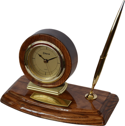 """TIME IS PRECIOUS GET A GIFT THAT'S TIMELESS. GREAT RETIREMENT GIFT, BIRTHDAY GIFT AND A GIFT TO SAY, """"THANK YOU FOR ALL YOU DO"""". COMES WITH A MEDAL SMALL  PLATE"""