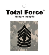 ACU Rank E8 First Sergeant (1SG)