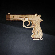 9mm Laser Cut Model Kit
