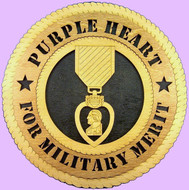THIS ITEM CAN BE CUSTOMIZED TO YOUR LIKING. A PLATE CAN BE ADDED TO THE BOTTOM WITH A SMALL FEE. DID YOU SERVICE IN WAR AND GOT A MEDAL. DISPLAY IT IN THIS BEAUTIFUL WOOD CUT OUT.
