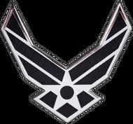 USAF Wing Car Emblem
