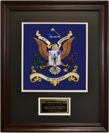182nd Infantry Framed 16x20