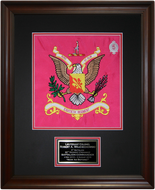 80th-5 Regiment Framed 16x20