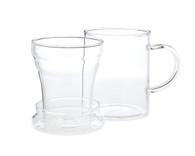 Glass Mug with Loose Tea Infuser